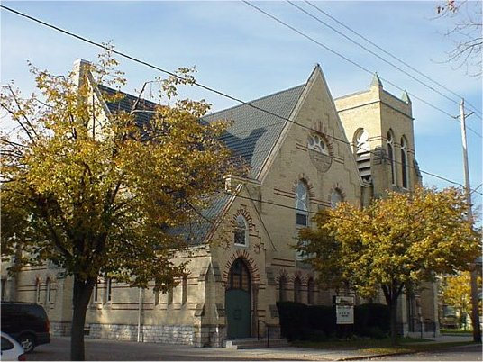 Wesley-Knox United Church, London, Ontario