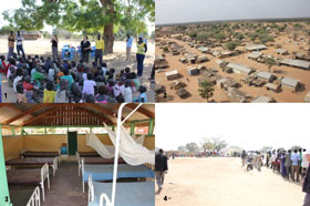 We are not yet receiving photos from South Sudan. These were taken in 2011. Click on image for larger version.