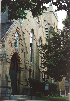 Wesley-Knox United Church